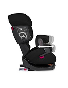 Cybex Pallas 2 Fix Ultra Safe And Comfortable